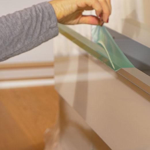 Versaflex Low Adhesive Build-up