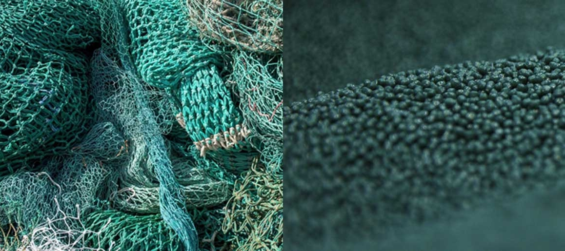 Utilizing Ocean Plastic